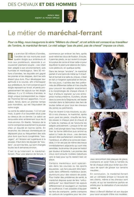 Article Lamorlaye Le Mag